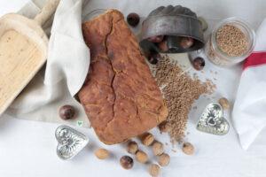 Einfaches Brotrezept aus Zero Waste Zutaten